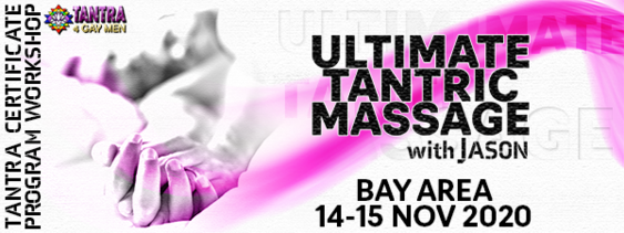 Weekend Workshop – Bay Area(Ultimate Tantric Massage)